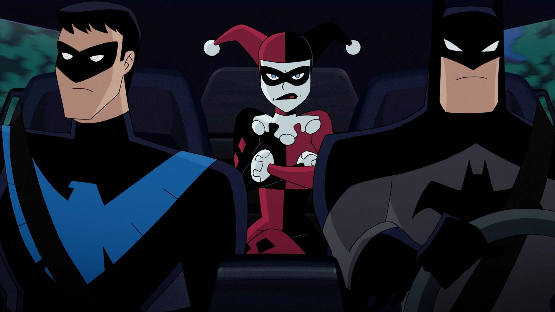 Smells Like Discipline Batman And Harley Quinn 2017 Cultural