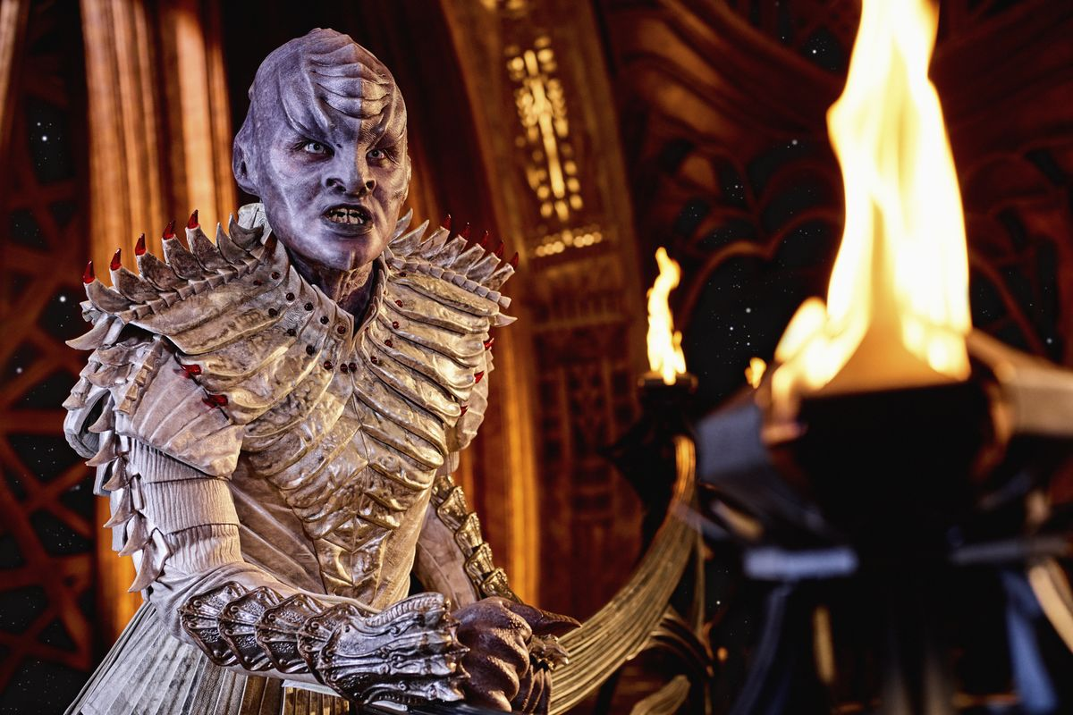 star trek discovery lrell cultural hater