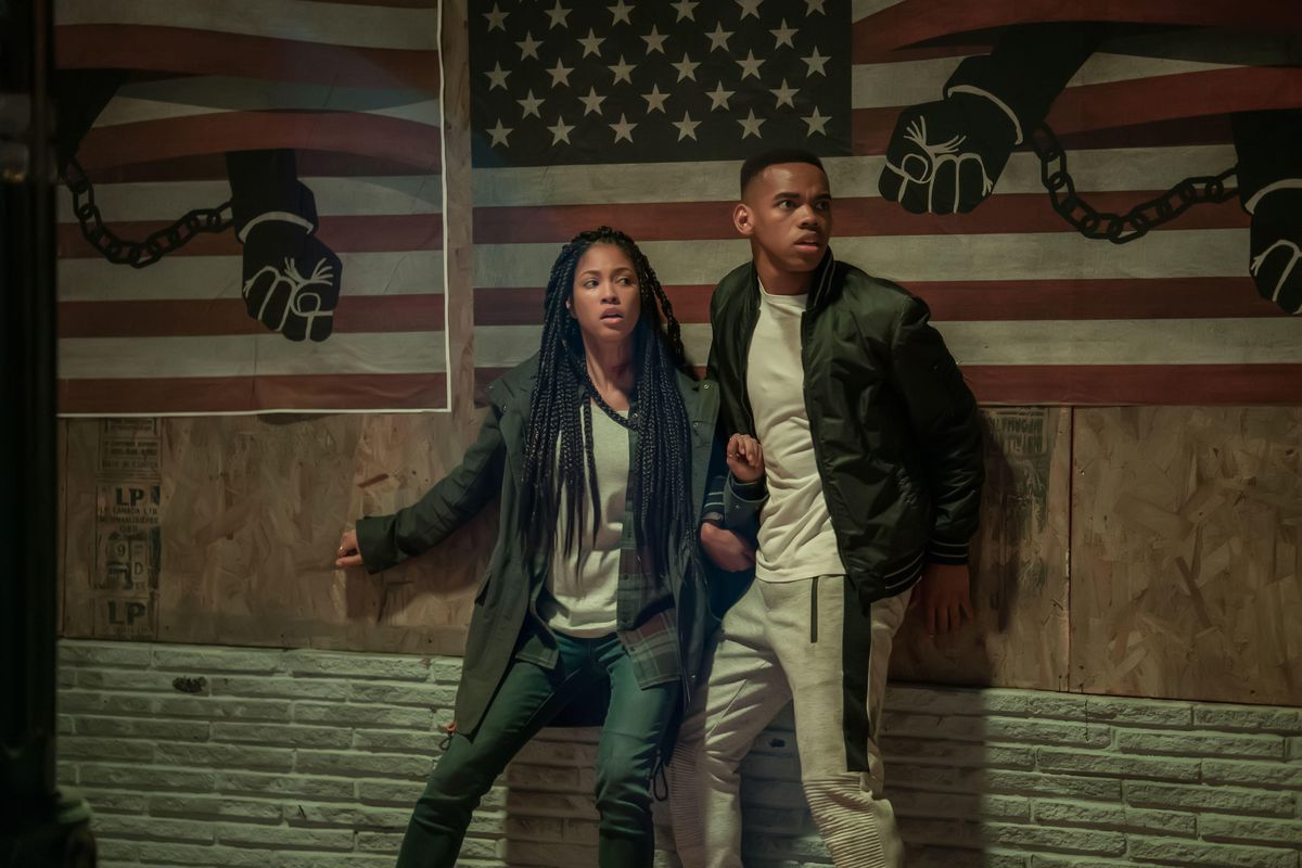 the first purge one