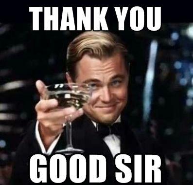 meme thank you sir