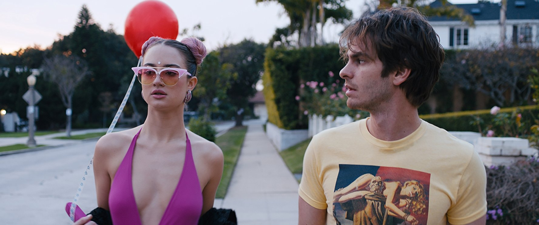 under the silver lake 2018 review new horizones