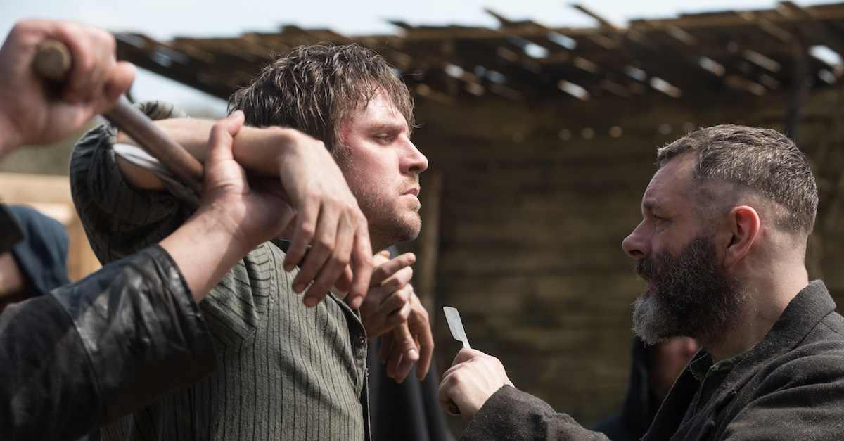 apostle by Netflix movie still