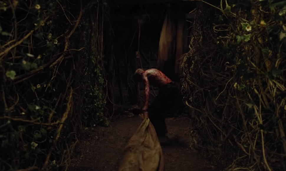 creepy creature from apostle - how disturbing is the new movie by netflix