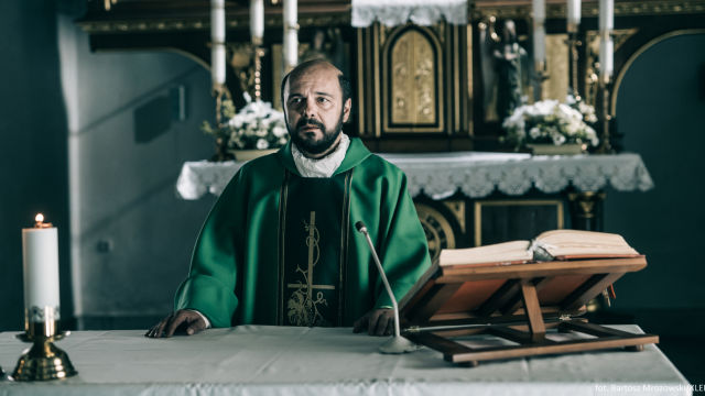 Wojciech Smarzowski's Clergy - still from the film