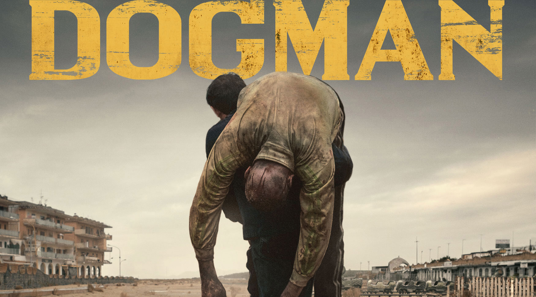 Dogman article cultural hater poster