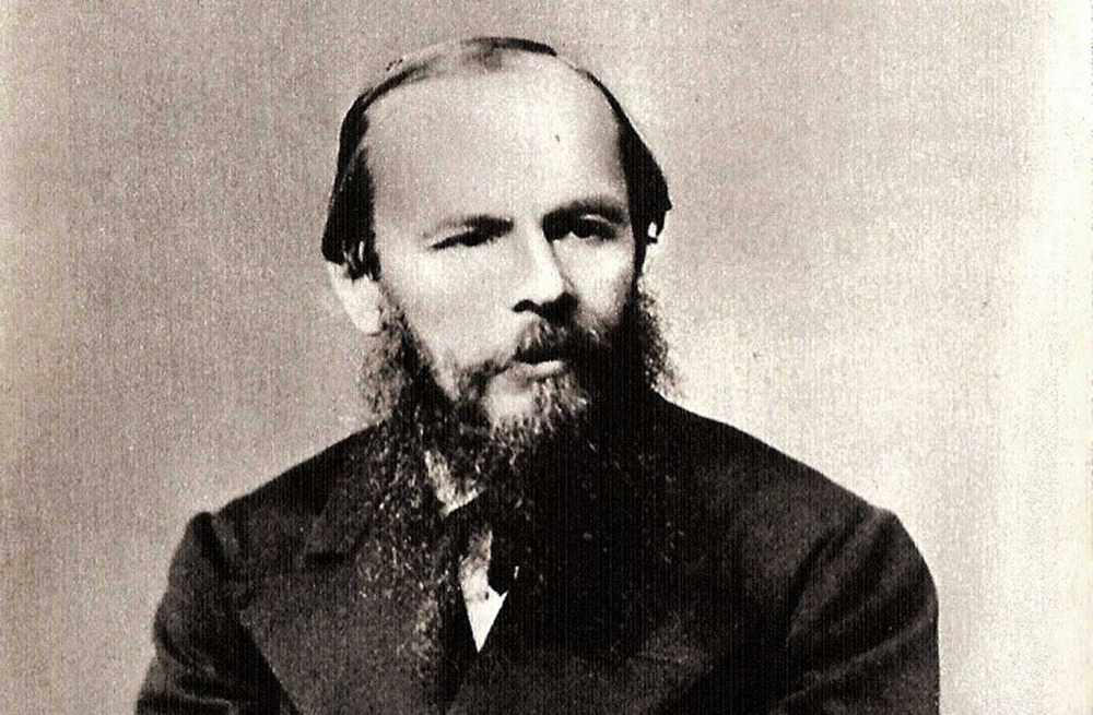 Dostoyevsky old vintage photo