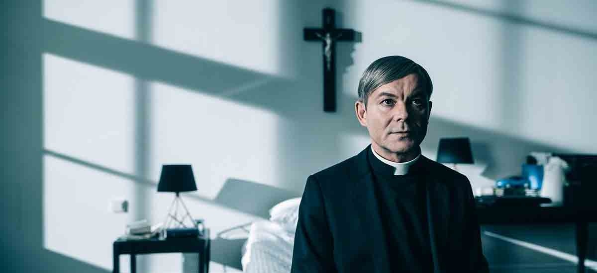 Jacek Braciak Clergy 2018 Polish movie