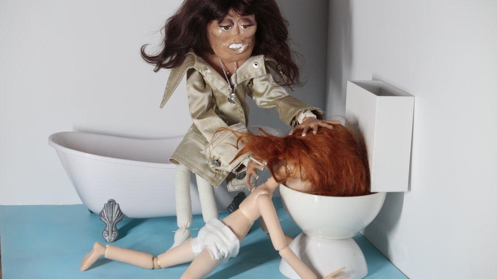 Nicole breading's dollhouse still