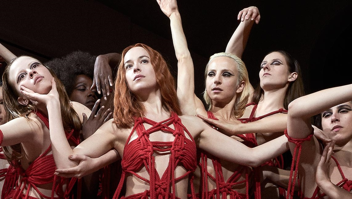 Review of Luca Guadagnino's Suspiria (2018) by Cultural Hater
