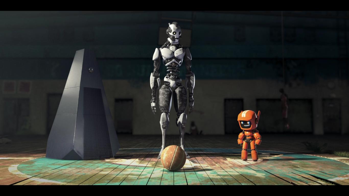love, death & robots (2019) netflix