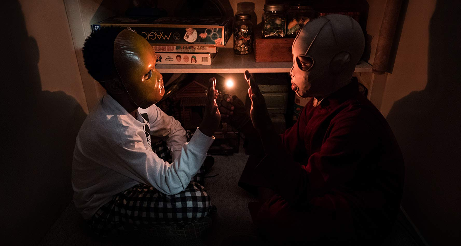 Us (2019) - Jordan Peele horror movie