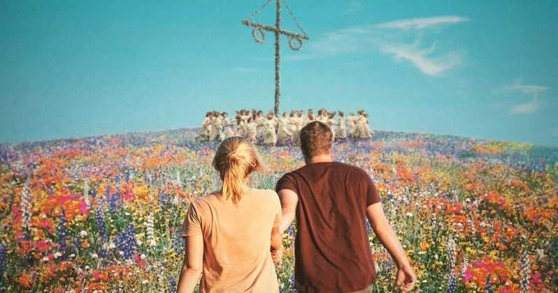 Midsommar (2019) trailer new film A24