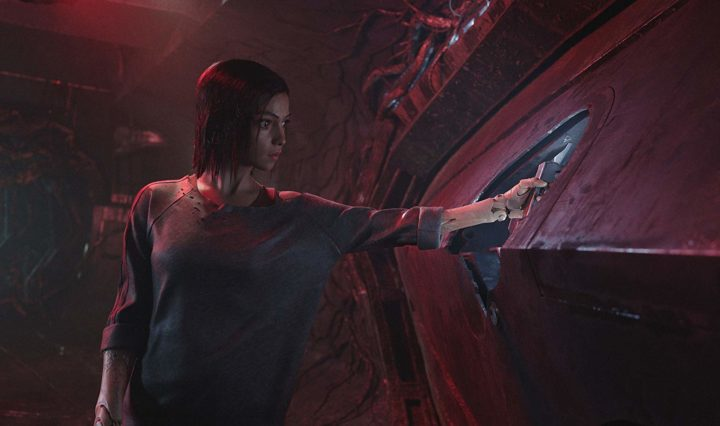 Alita: Battle Angel (2019) Rosa Salazar