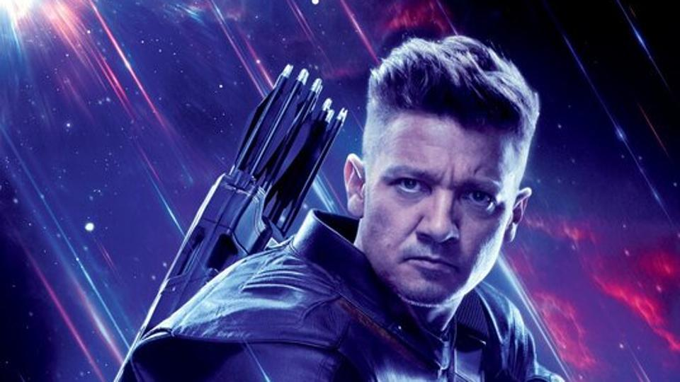jeremy renner in avengers: endgame (2019) - review by cultural hater