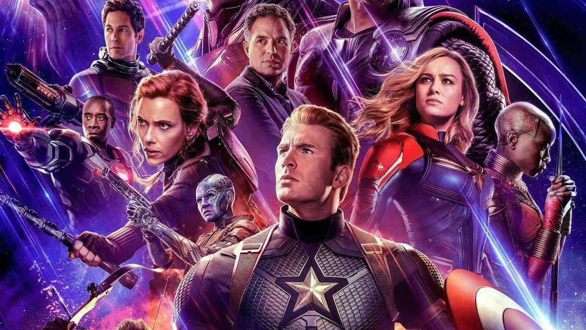avengers: endgame (2019) review by cultural hater film poster