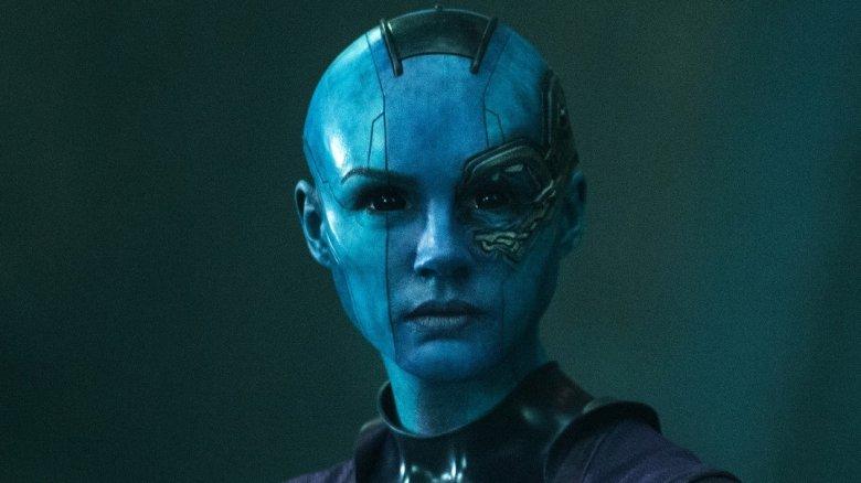 nebula marvel character - role in avengers endgame