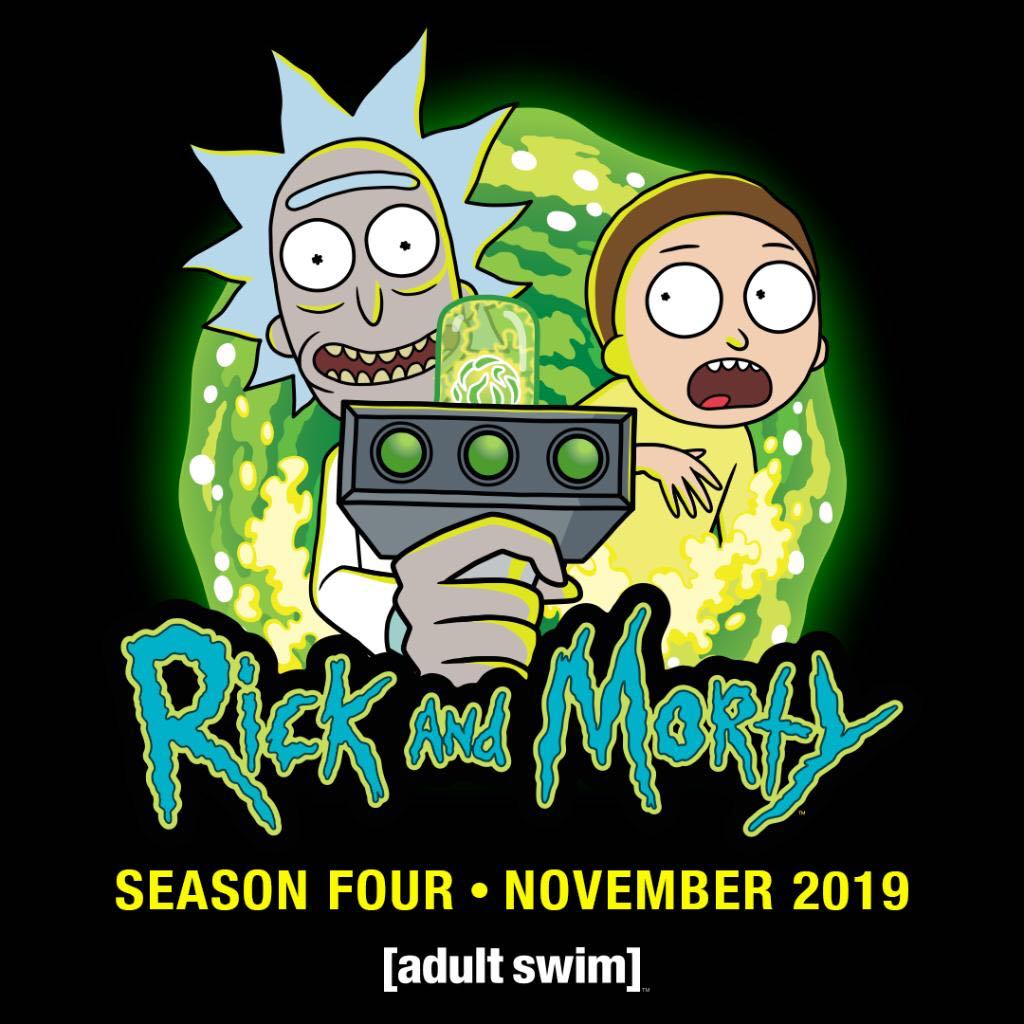 rick and forty season four news