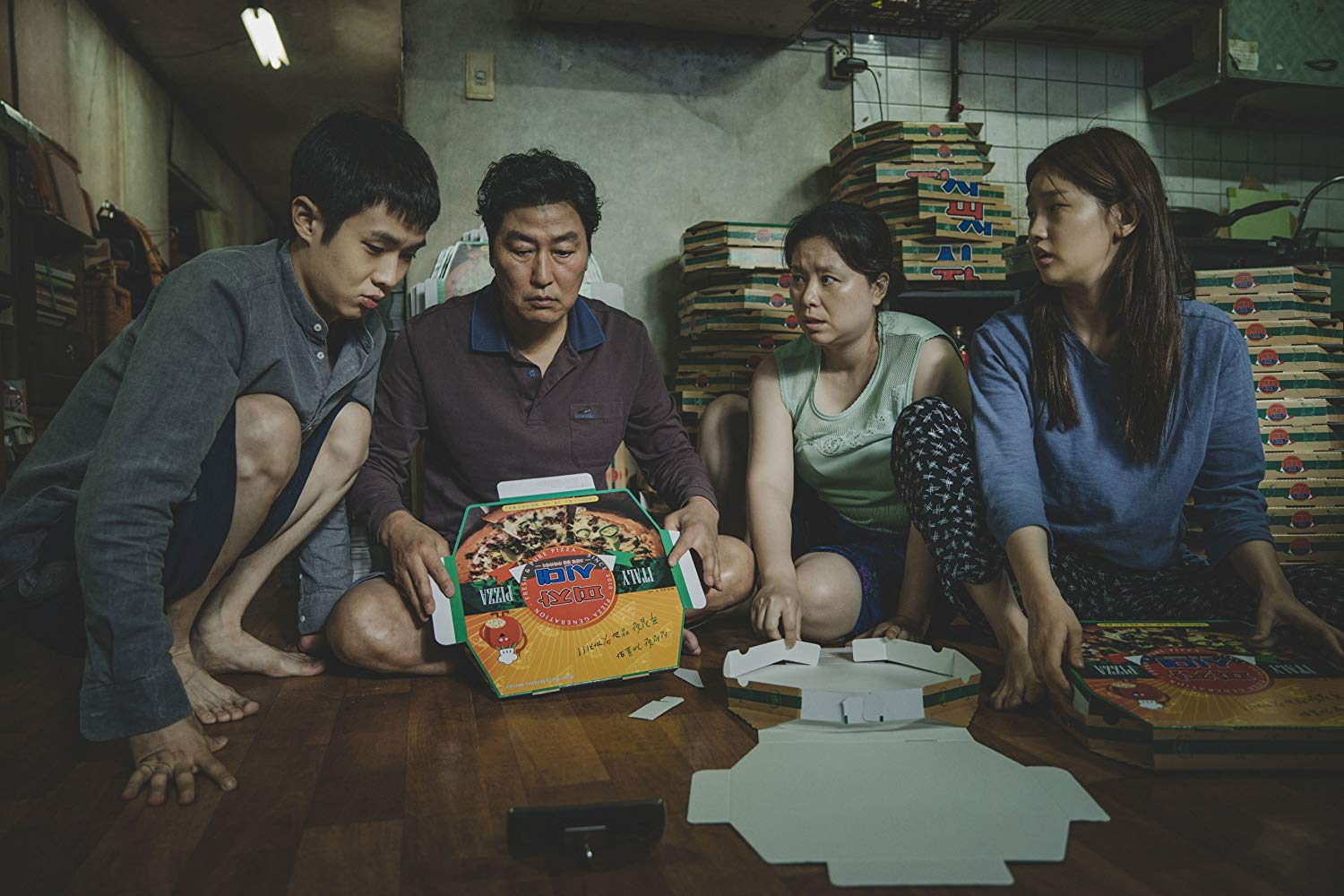 parasite cannes 2019 Korean movie