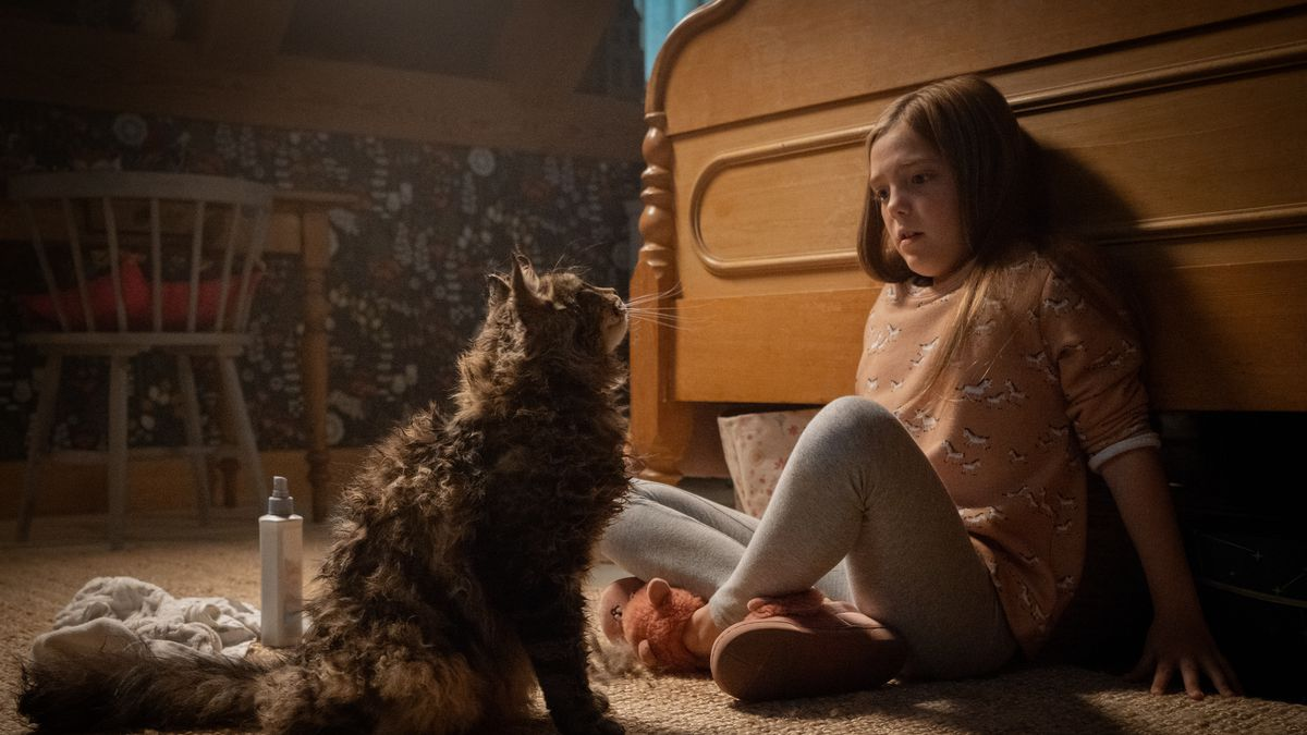 pet sematary (2019) scary cat scene cultural hater