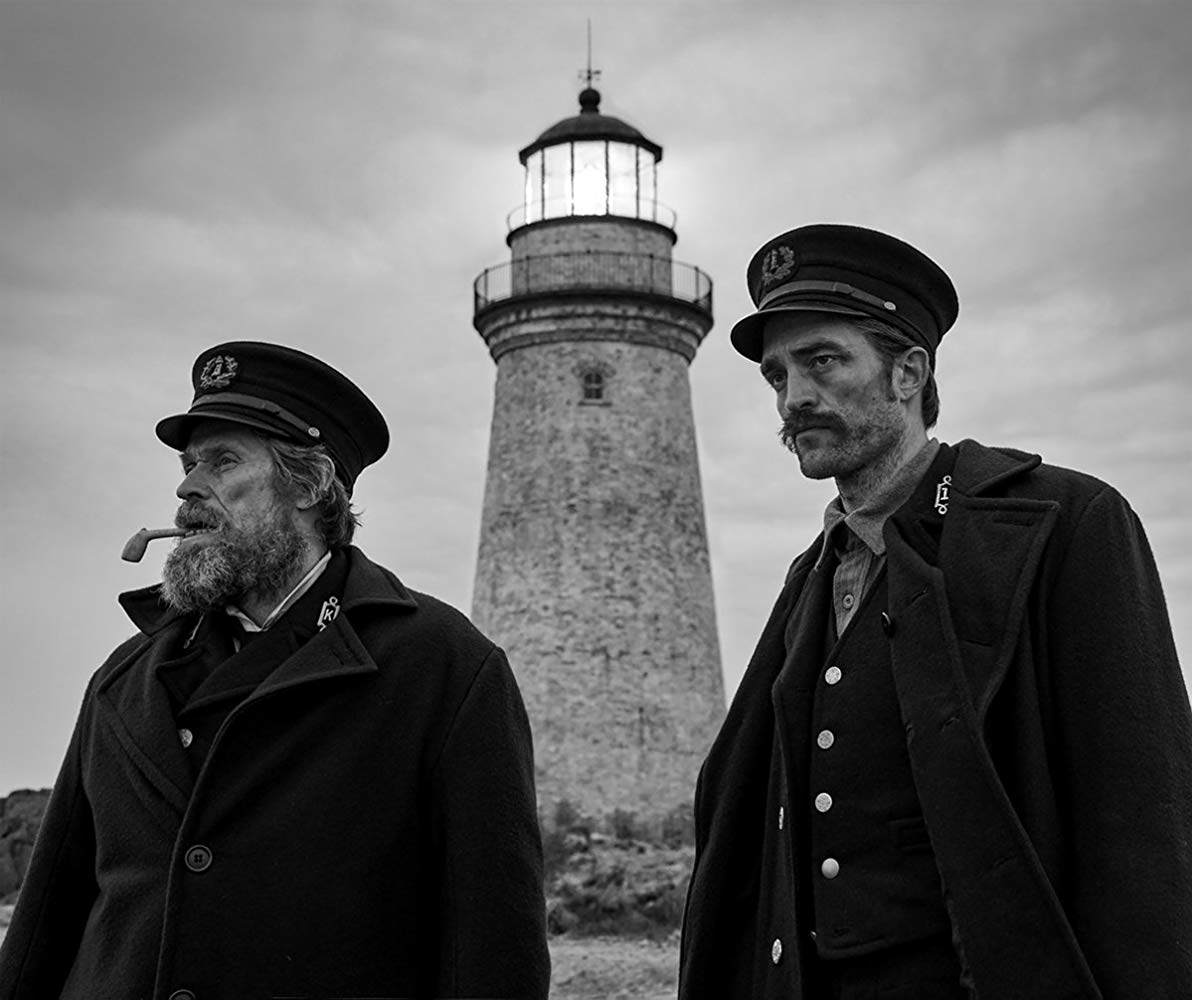 robert eggers 2019 film the lighthouse Cannes festival