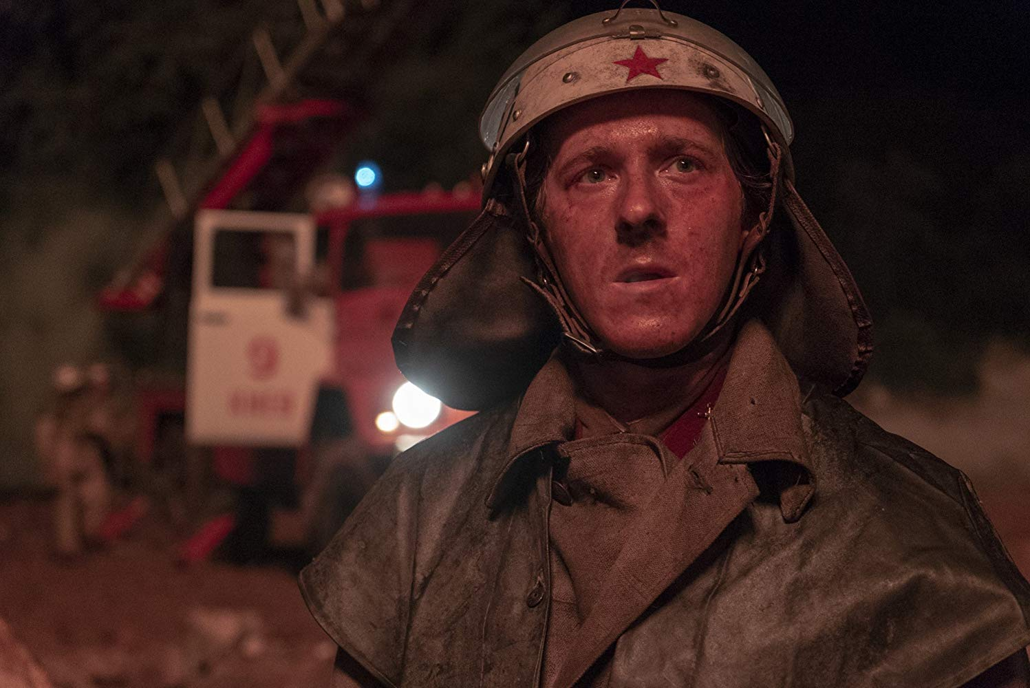 Adam Nagaitis in HBO's Chernobyl