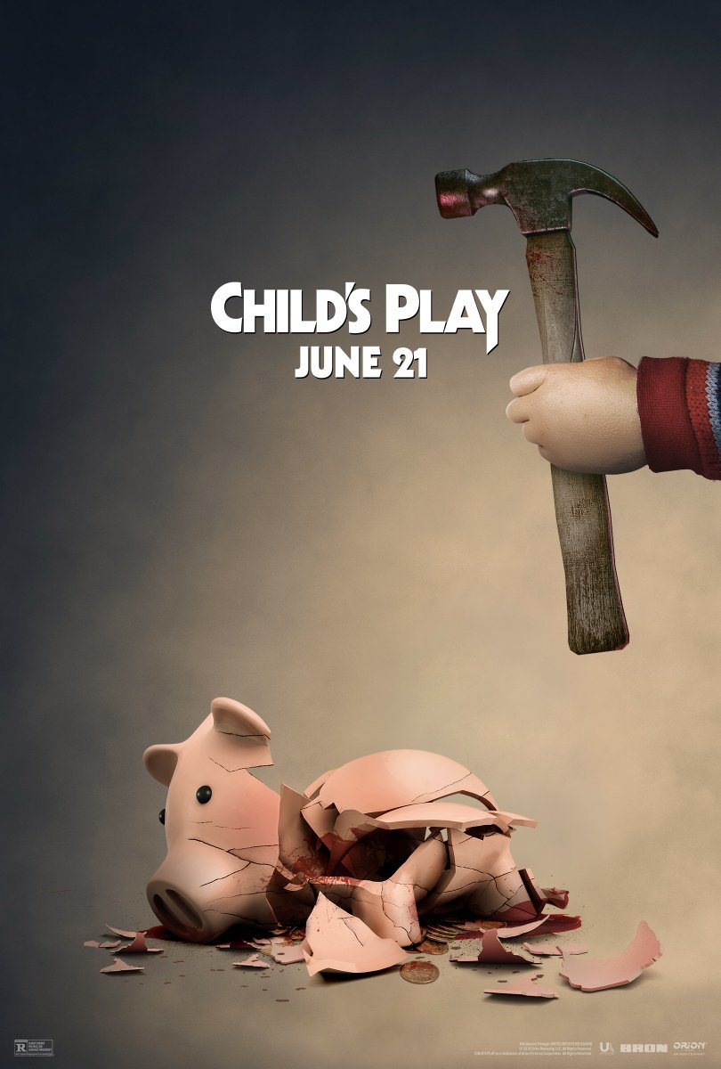 Piggy - Toy Story x Child's Play poster 2019 Cultural Hater
