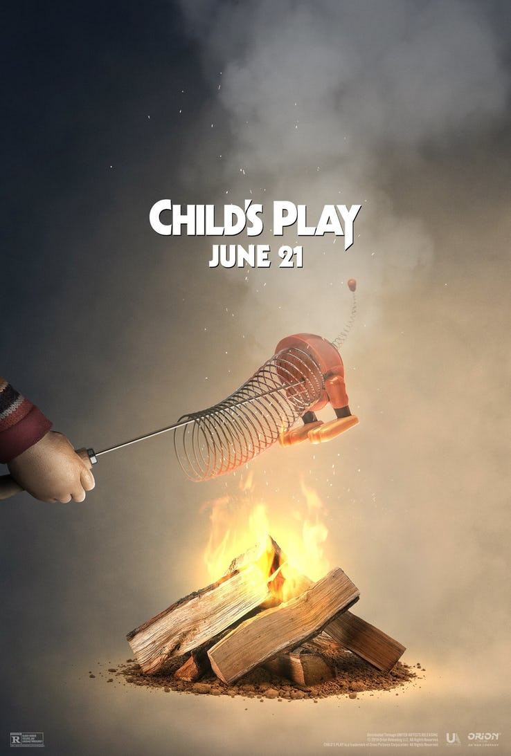 Slinky Dog - Childs Play x Toy Story in Cultural Hater