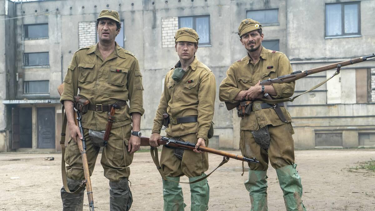 HBO's Chernobyl series still