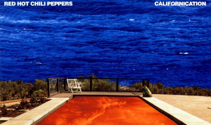 californication by red hot chilli peppers