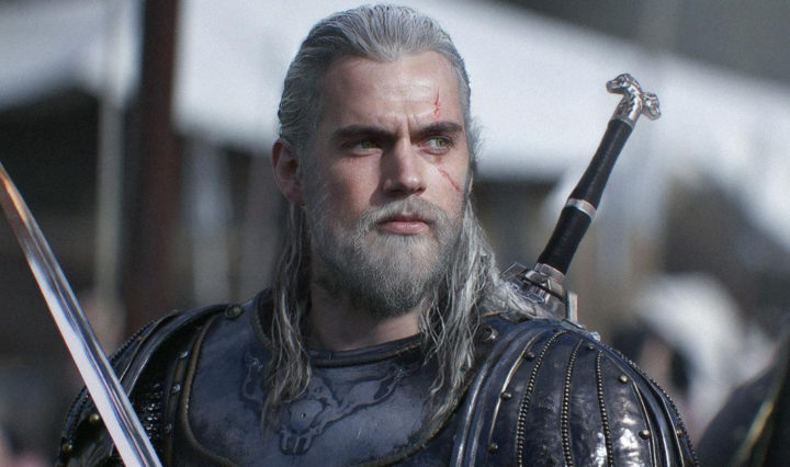 "Henry Cavill as Gerald in ""The Witcher"" by Netflix"