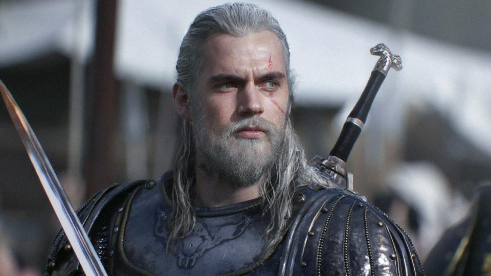 """Henry Cavill as Gerald in """"The Witcher"""" by Netflix"""