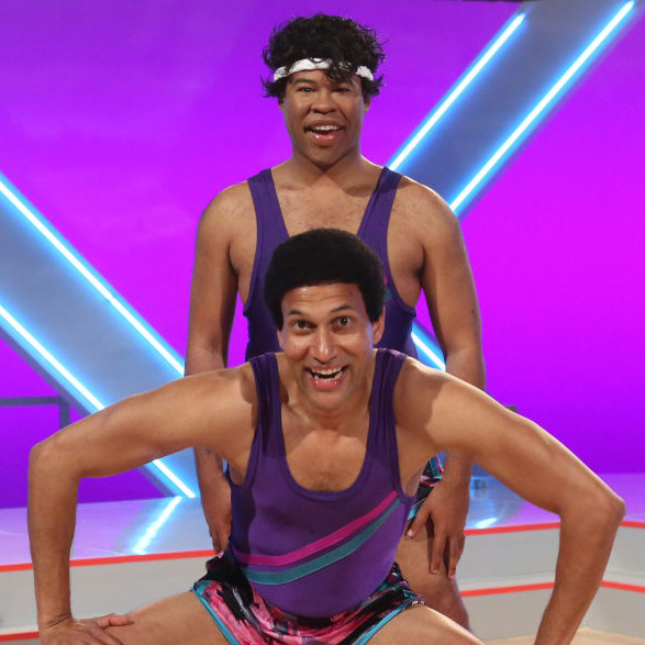 Key & Peele in Aerobics Meltdown