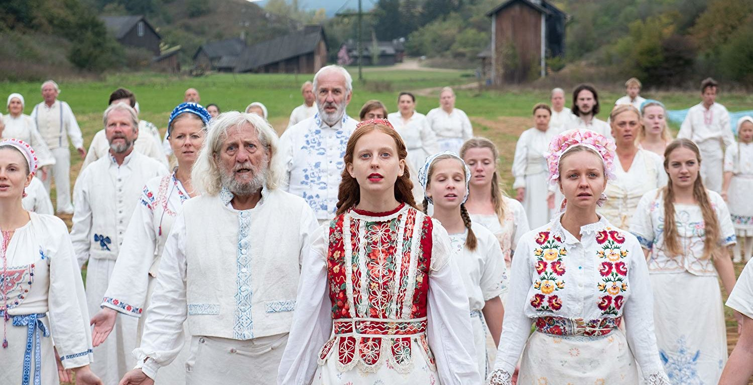 Still from Ari Aster's Midsommar (2019)