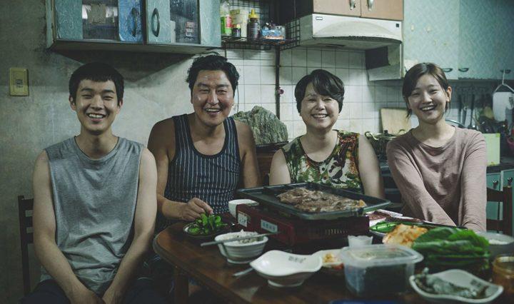 Still from Joon Ho Bong's Parasite (2019)