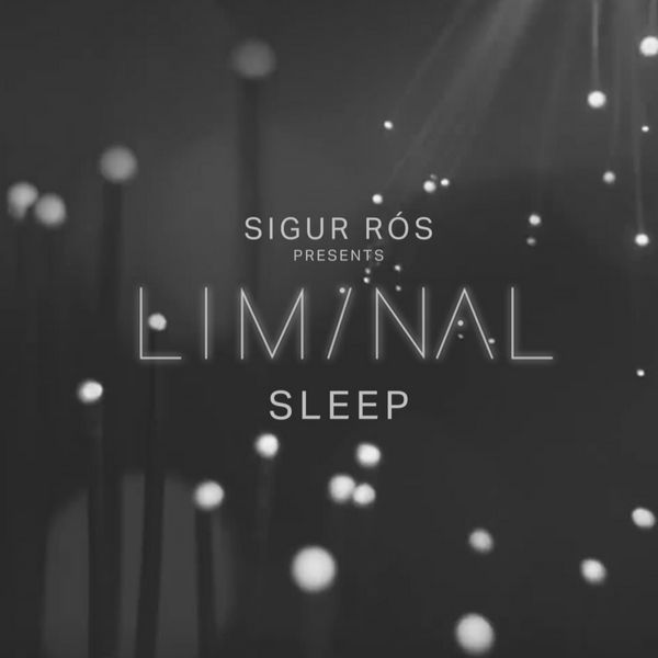 cover of Sigur Res Presents: The Liminal Sleep album