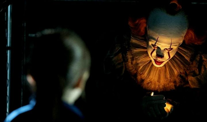 it chapter 2 scene with pennywise - cultural hater image
