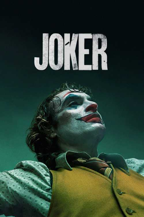 joker original distribution poster