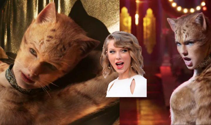 cats 2019 movie Taylor swift