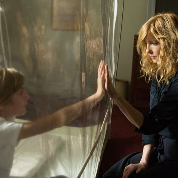 kelly reilly and Charlie shot well in Eli (2019) by Netflix
