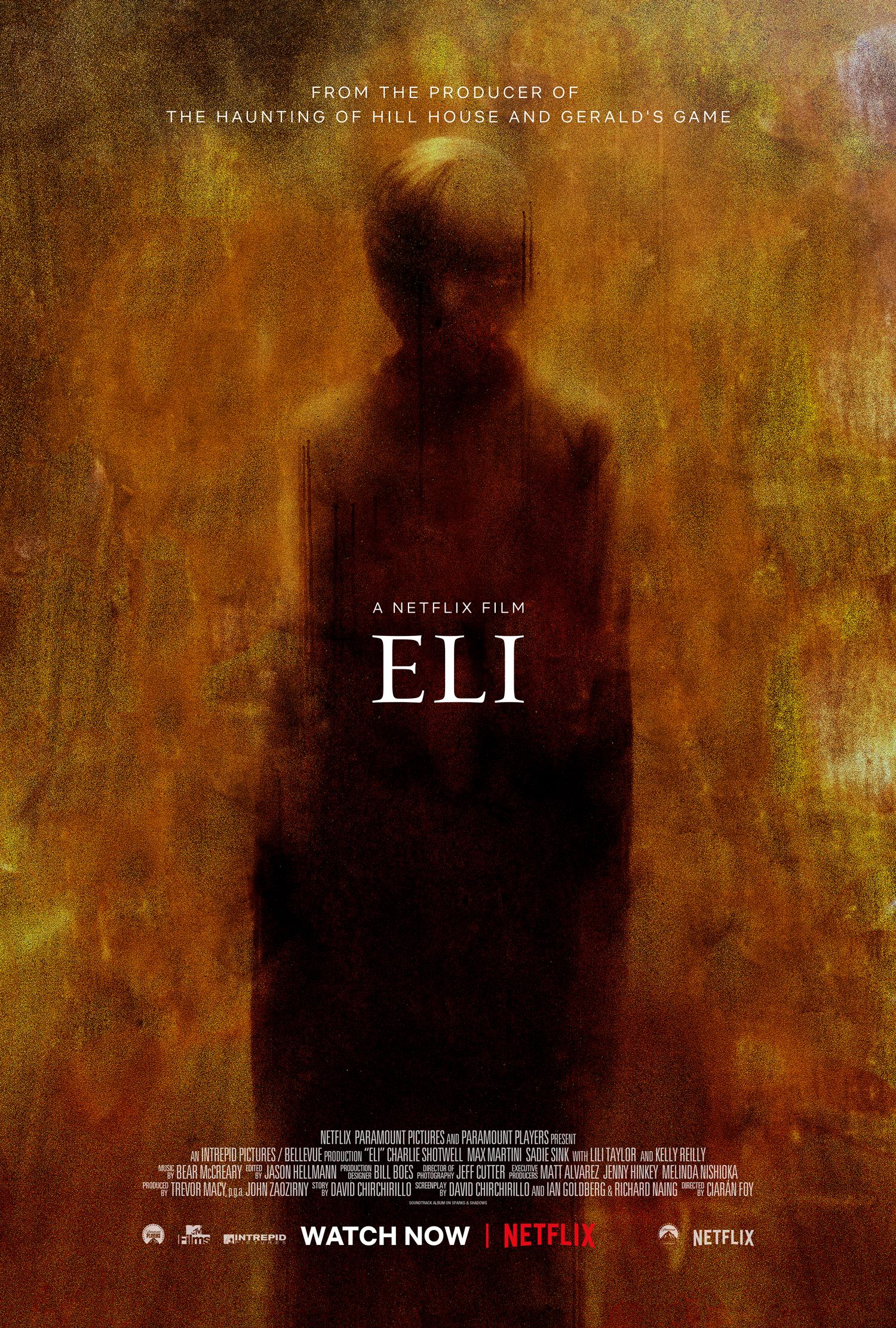 Eli 2019 Netflix movie poster