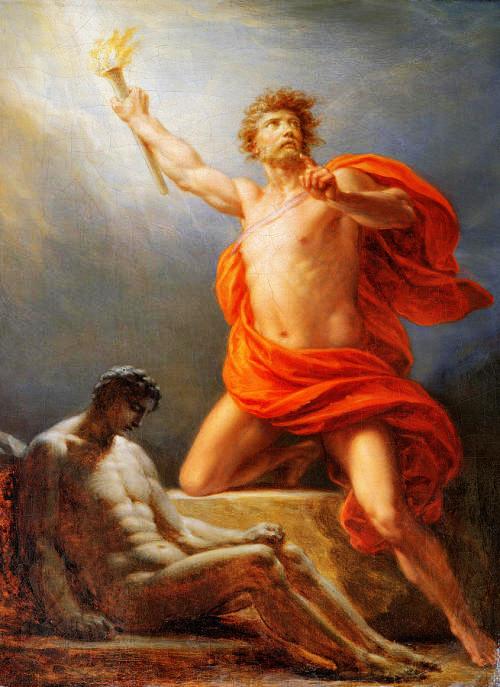 prometheus-stealing-fire