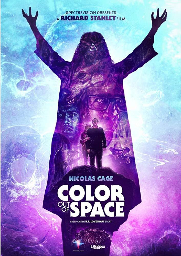 Nicolas Cage horror movie review