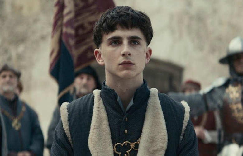 the-king-timothee-chalamet