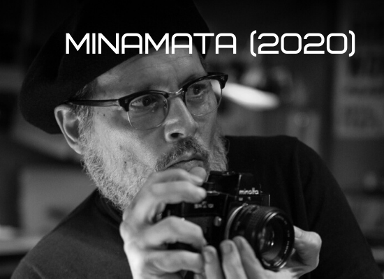 johnny Depp in minamata 2020 movie