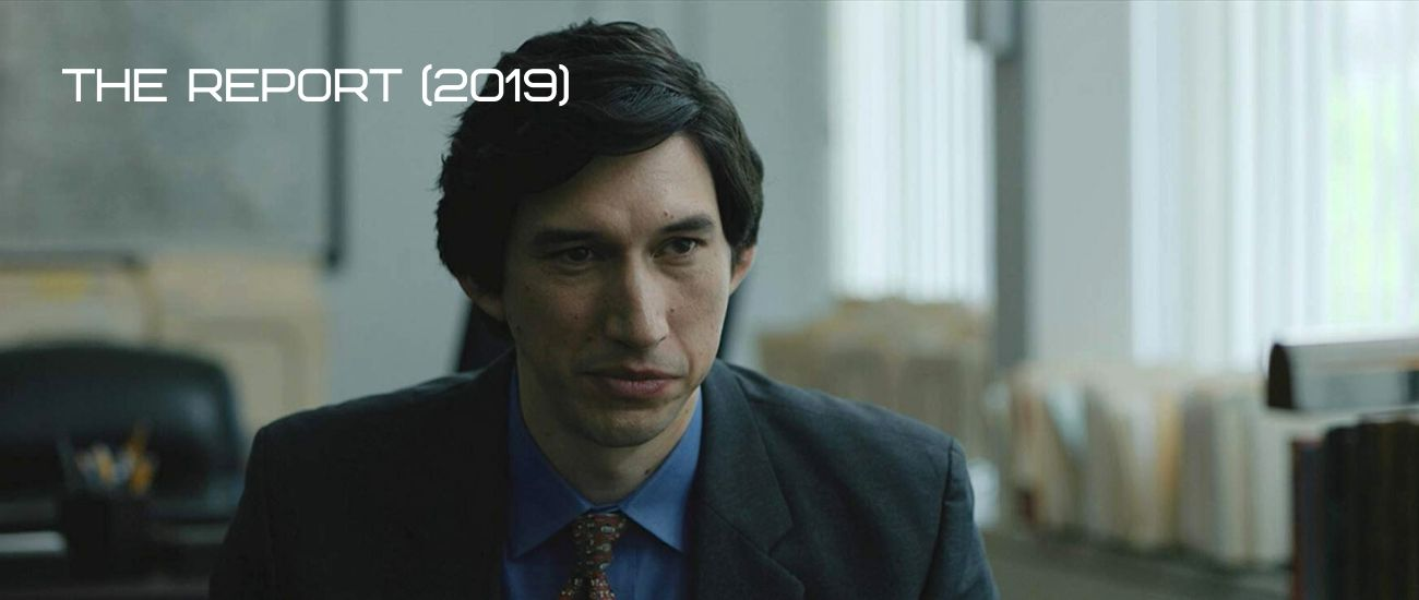 the report 2019 movie review