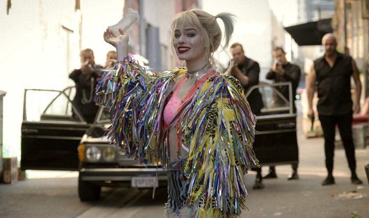 Margot Robbie as Harley Quinn in Birds of Prey (2020)