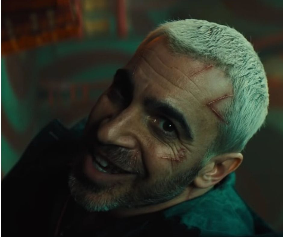 Chris Messina as Victor Zsasz in Birds of Prey (2020)