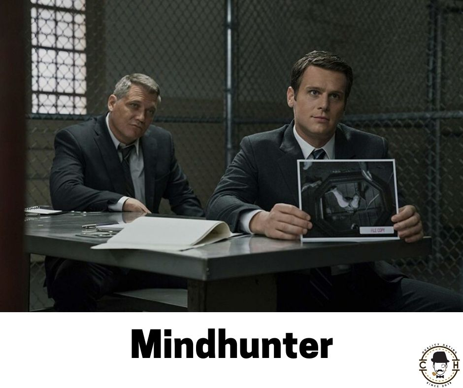 Mindhunter by David Fincher best shows to binge-watch while quarantine