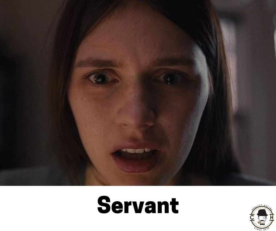 Servant by Apple TV best shows to binge-watch while quarantine