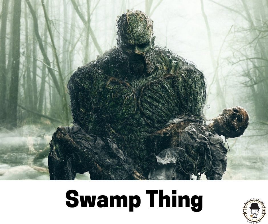 Swamp thing best shows to binge-watch while quarantine